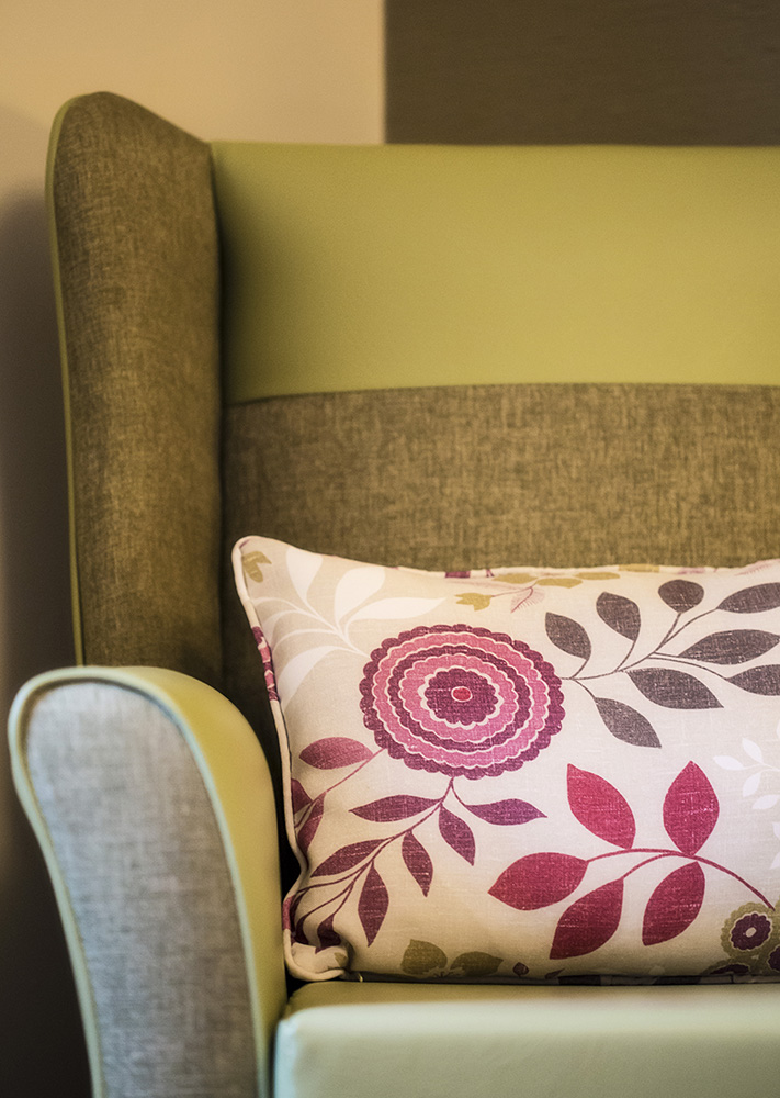 Haven Care Home Bedrooms